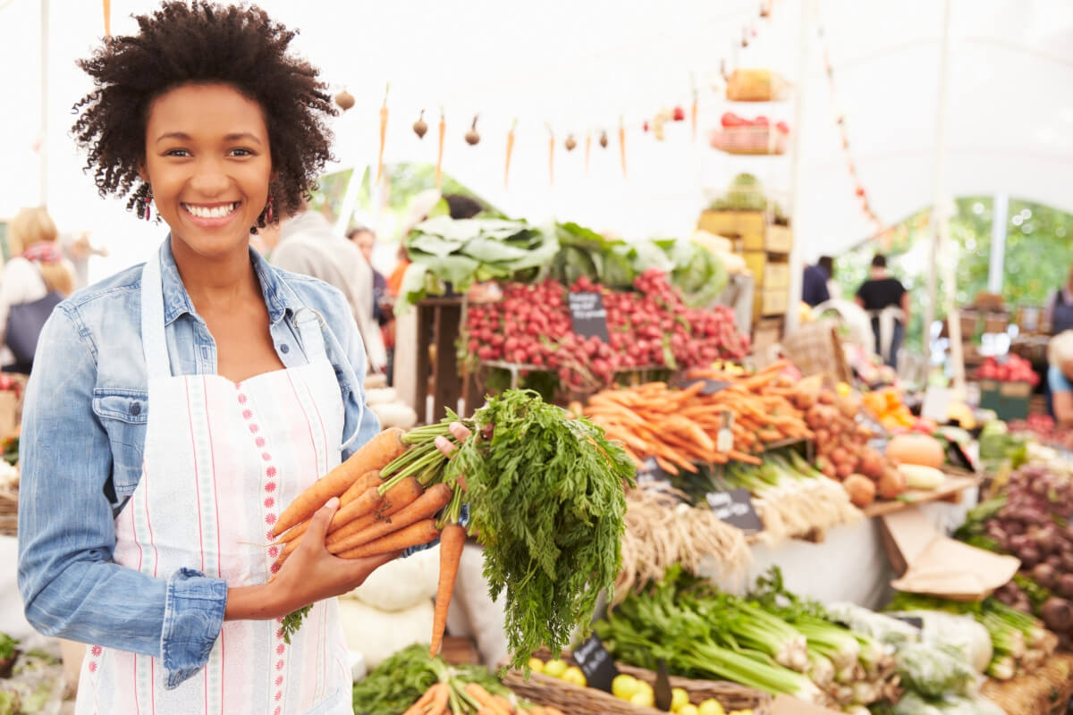 Are You Being Duped at Your Local Farmers Market?